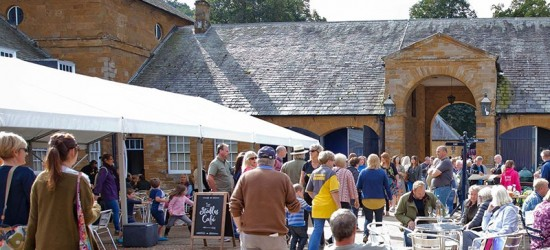 Althorp Food & Drink festival - May 2018