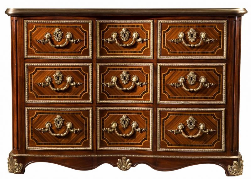 Decorative Furniture Arts: Marquetry