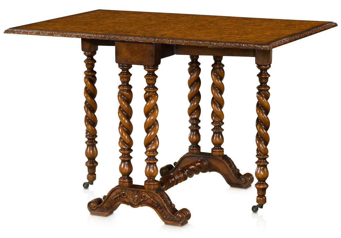 Victorian style furniture - Pembroke table