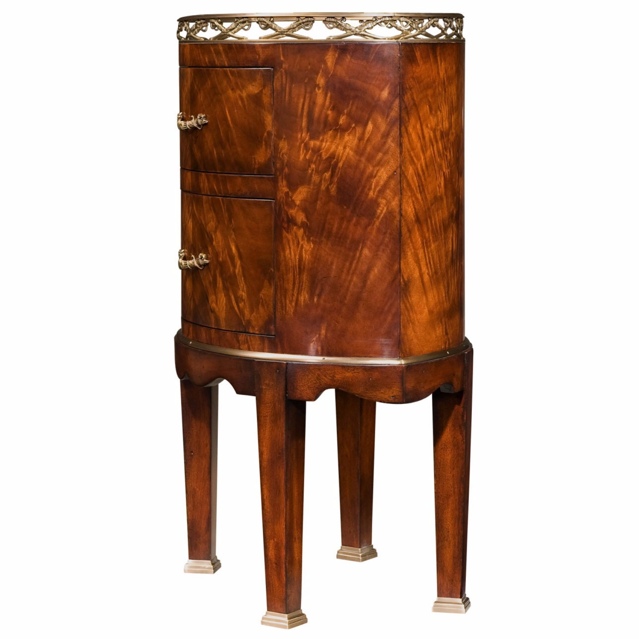 Althorp mahogany lamp table or bedside chest lamp side tables althorp mahogany lamp table or bedside chest geotapseo Gallery