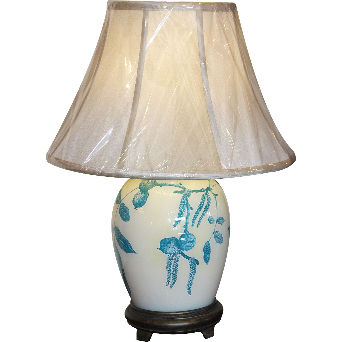 Jenny Worrall Designs glass lamp