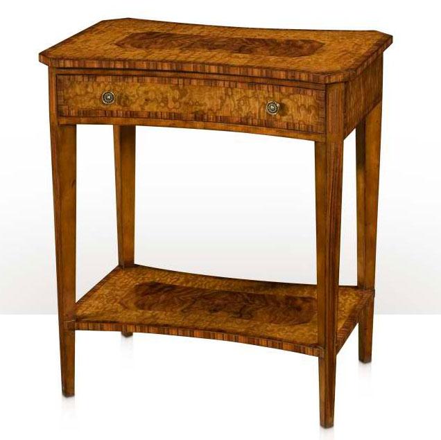 Sheraton style lamp table
