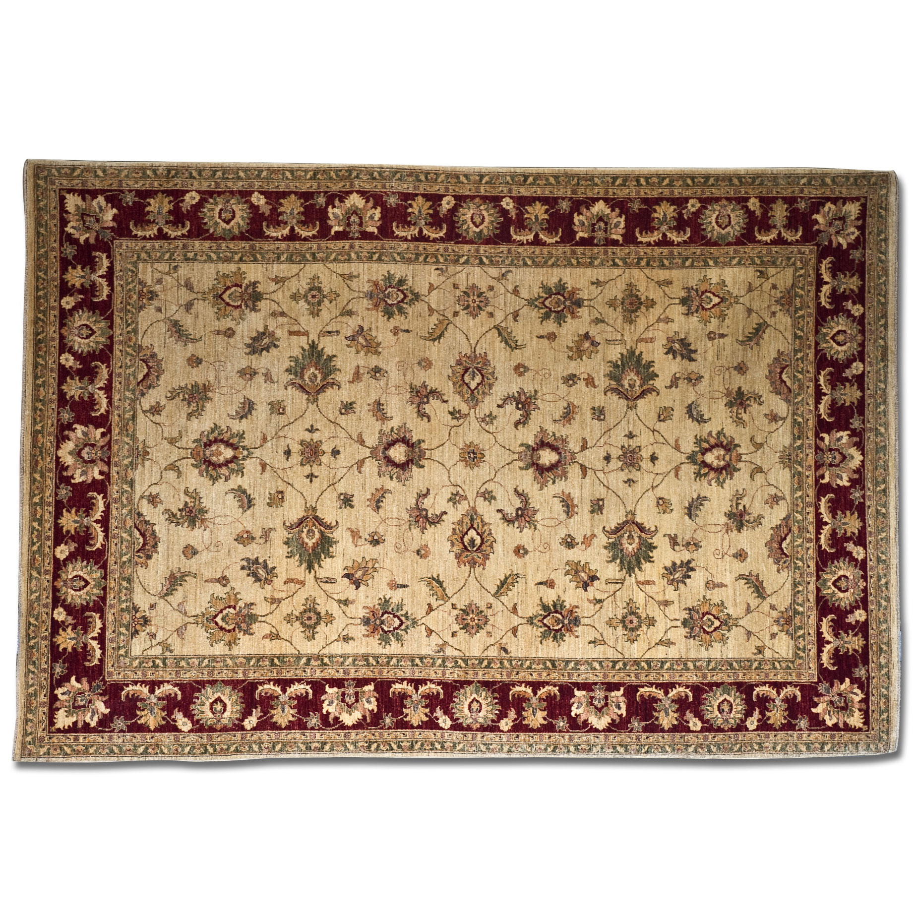Mahal traditional rug