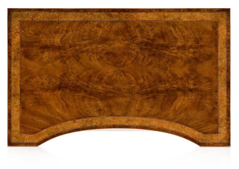 Regency style bedside chest