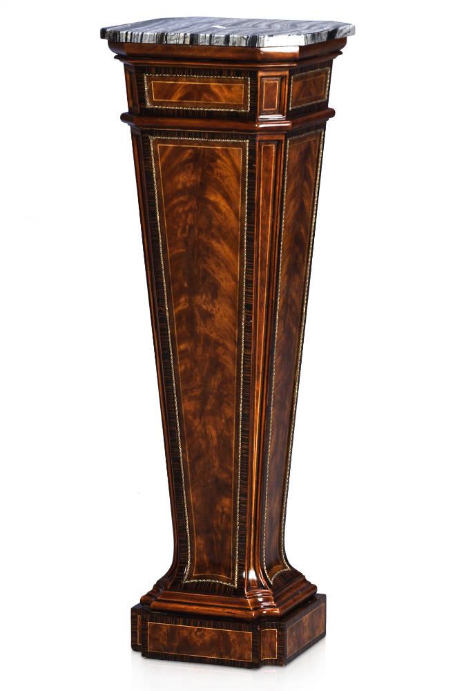 Louis XVI style torchere