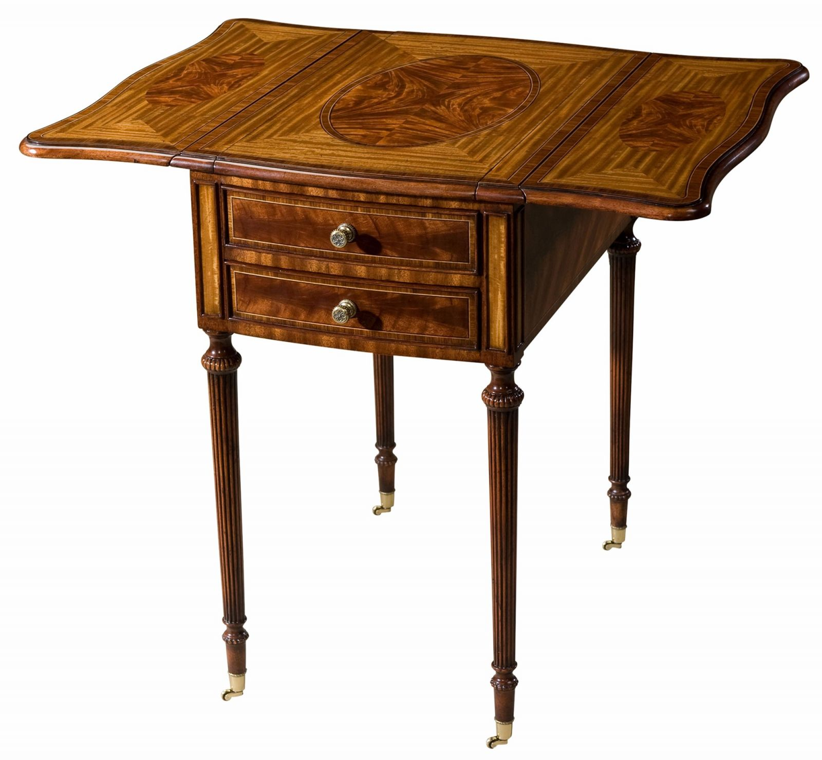 A Harlequin table