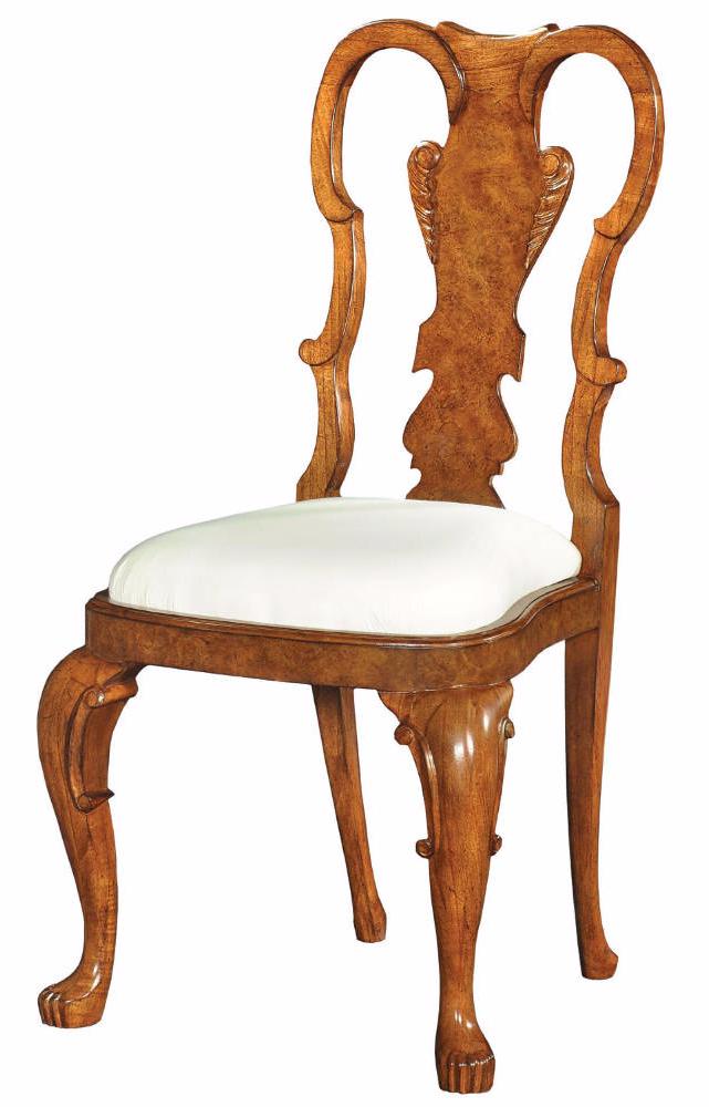Mauretania Queen Anne chair