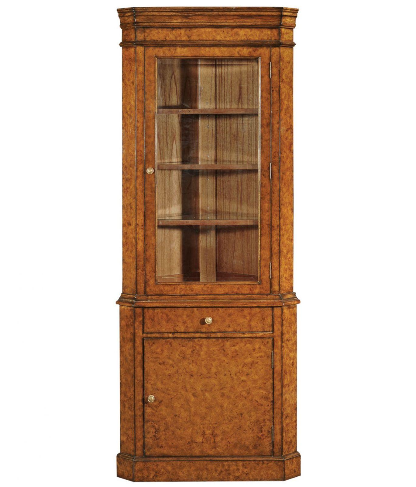 Dorchester corner cabinet