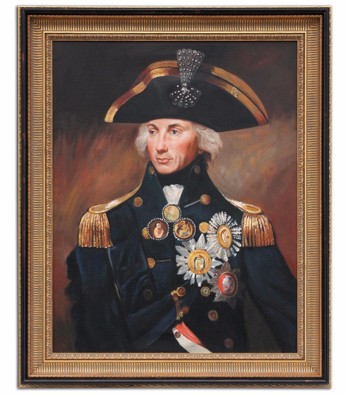 horacio nelson A short biography of horatio nelson (1758-1805), english vice-admiral.