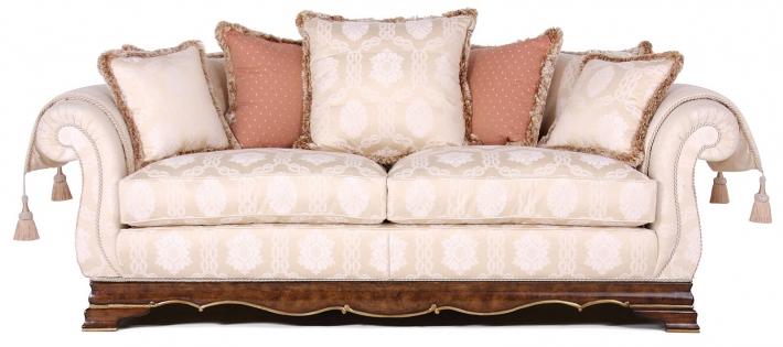 Dorchester sofa in in cotton jacquard