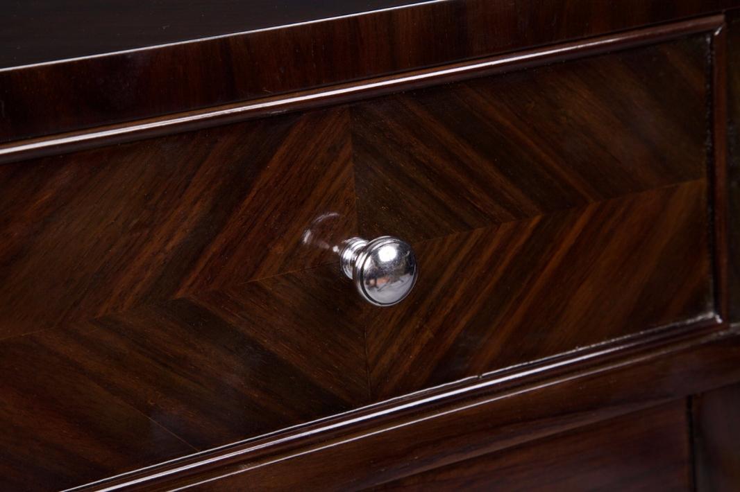 Rosewood lamp table