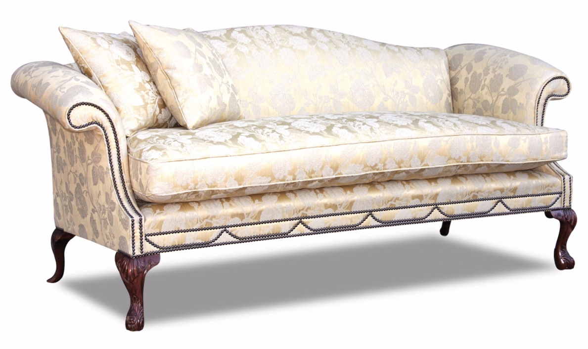 Chatsworth 3 seat sofa in Sheringham Cowslip