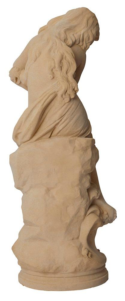 Venus stone garden statue