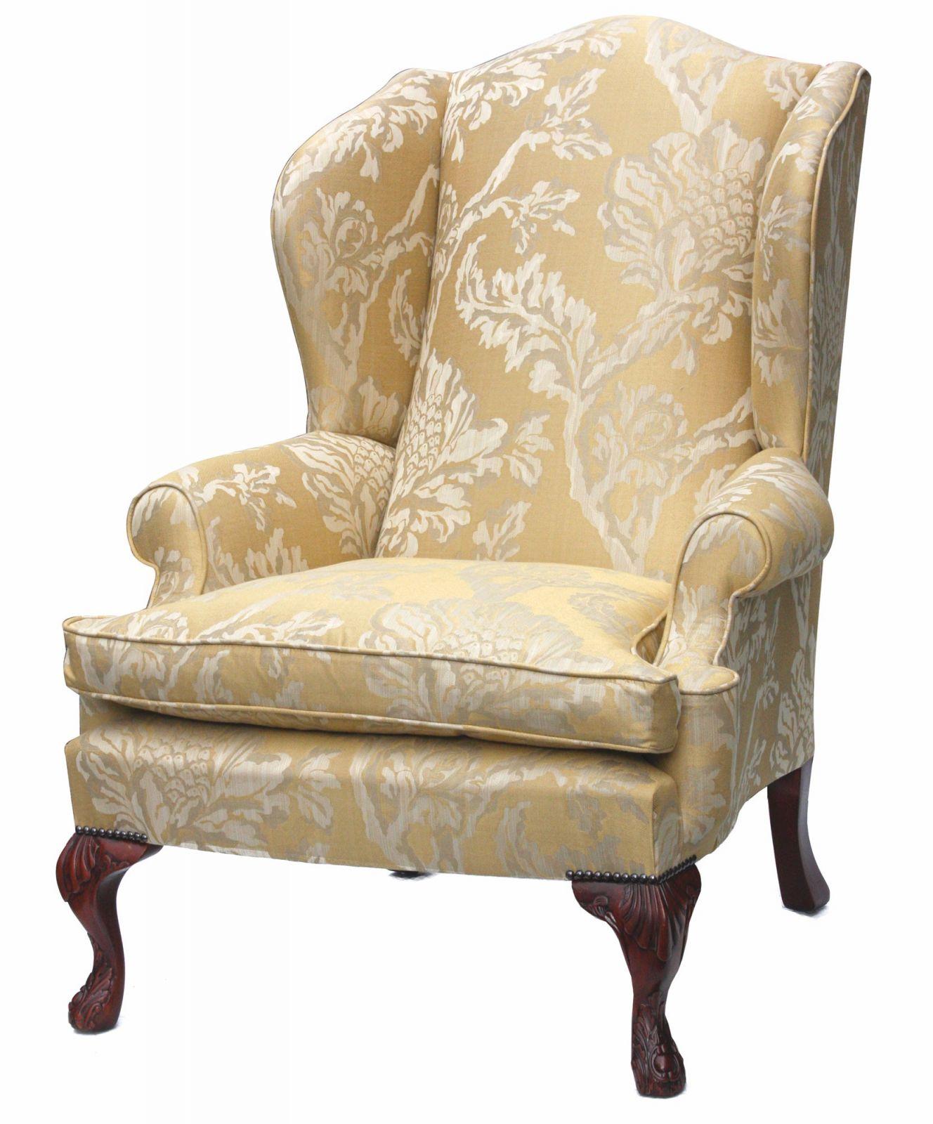 Hambledon wing chair