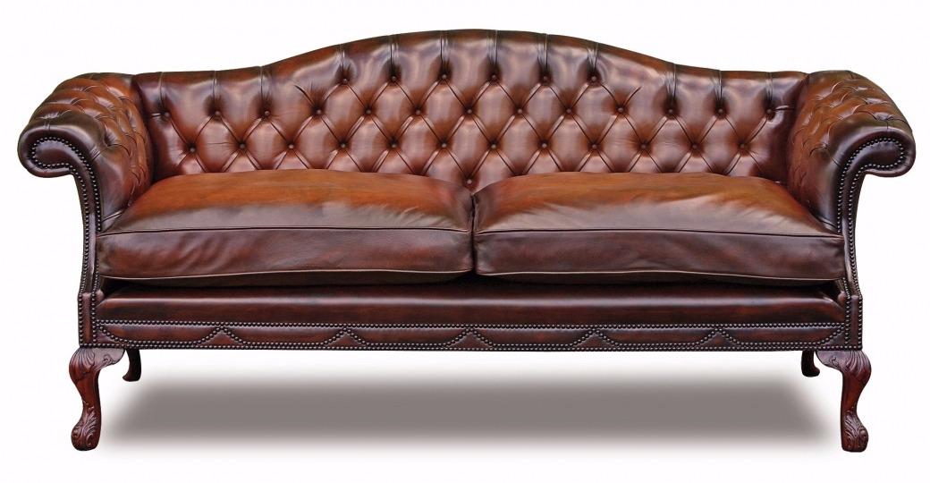 Chatsworth Leather - Cushion seat