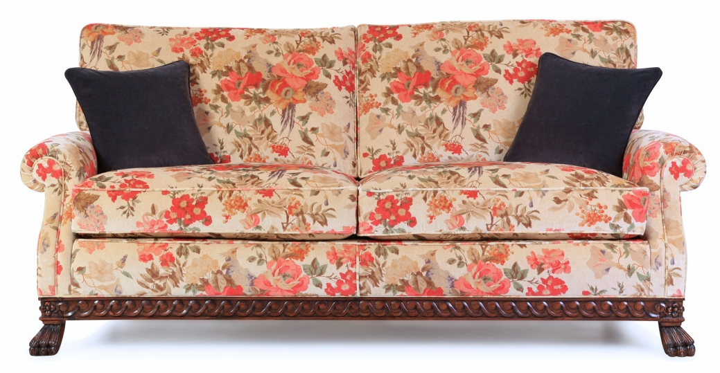 Dartington sofa in Linwood Dallaway