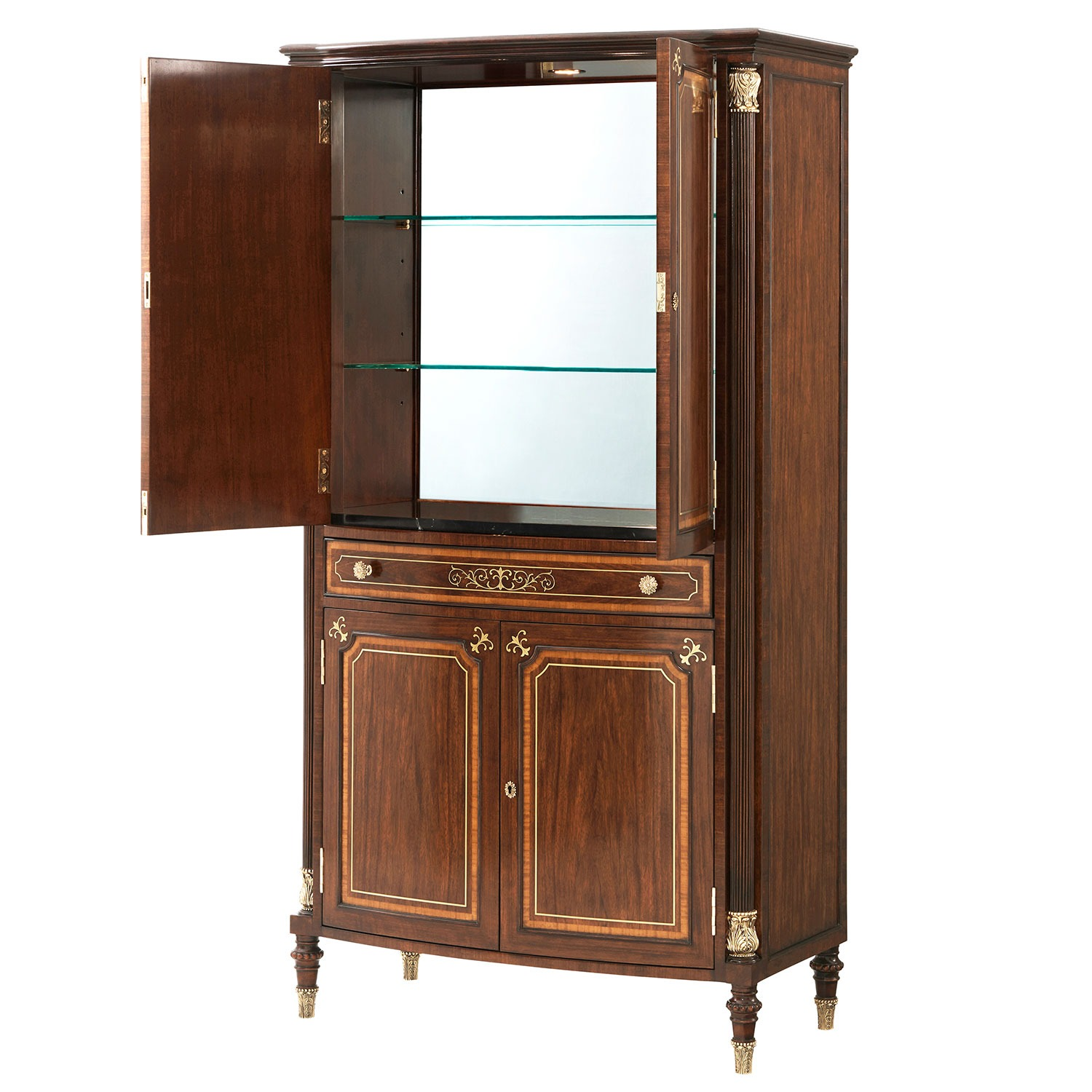 Mahogany Bar or Drinks Cabinet