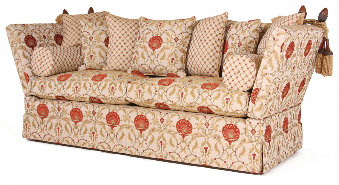 Aston Large Knole sofa