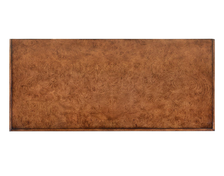Empire chest of 5 drawers - burr oak