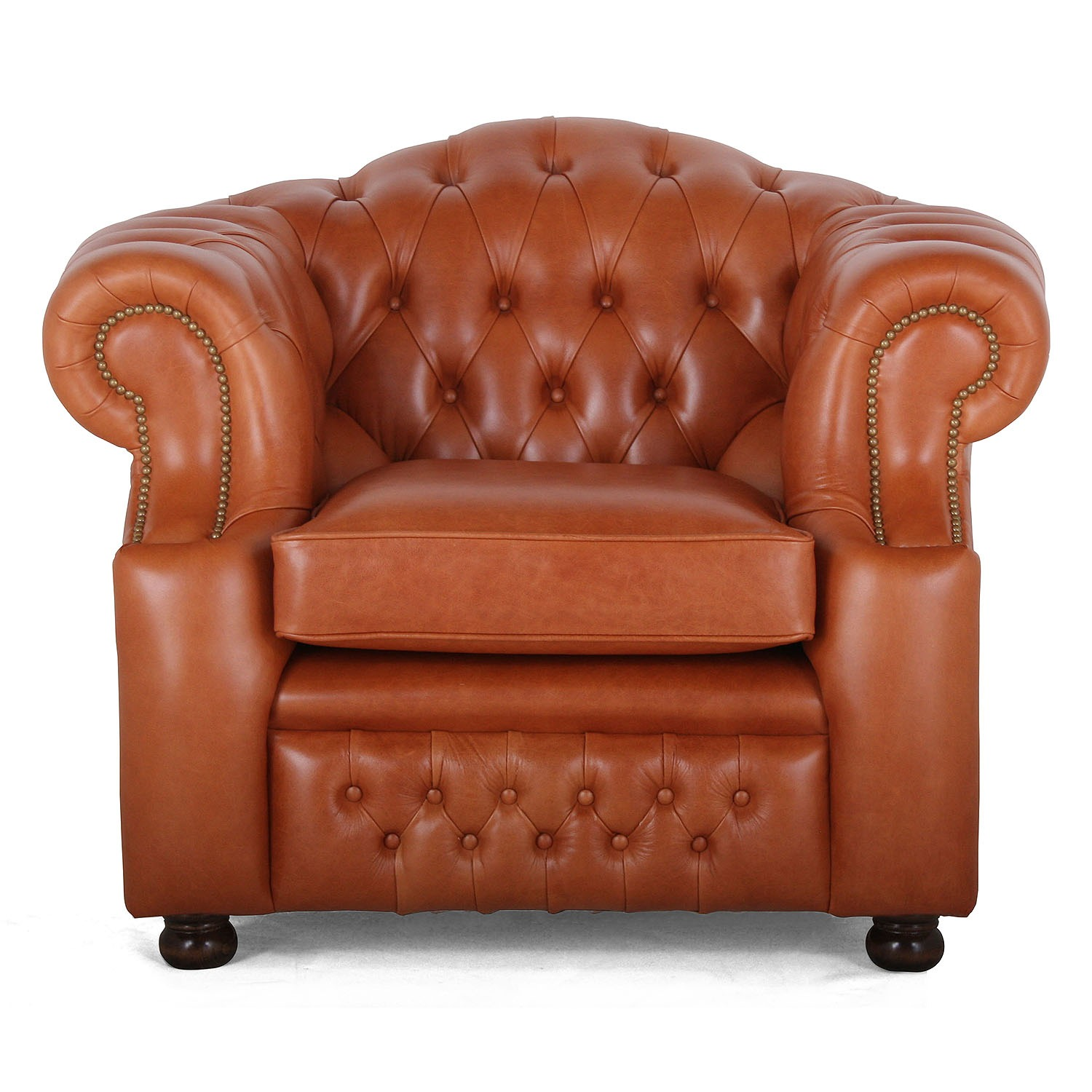 York chair in Old English Bruciato