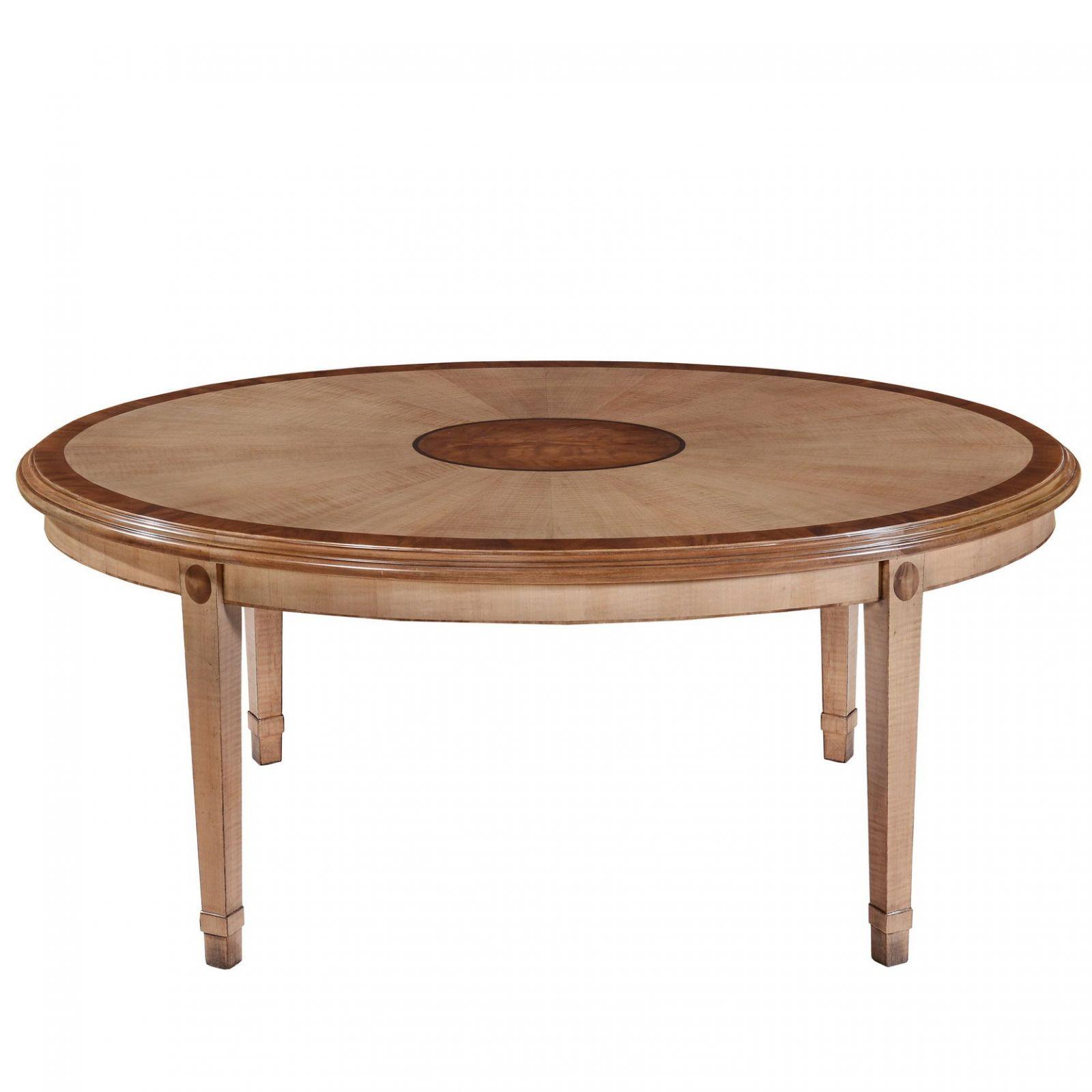 Sheraton Style Coffee Table