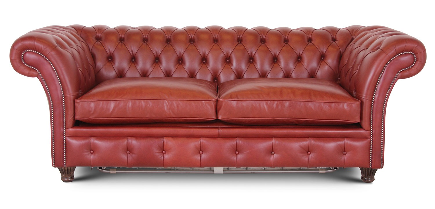 Chelsea 3 seat Chesterfield sofa bed