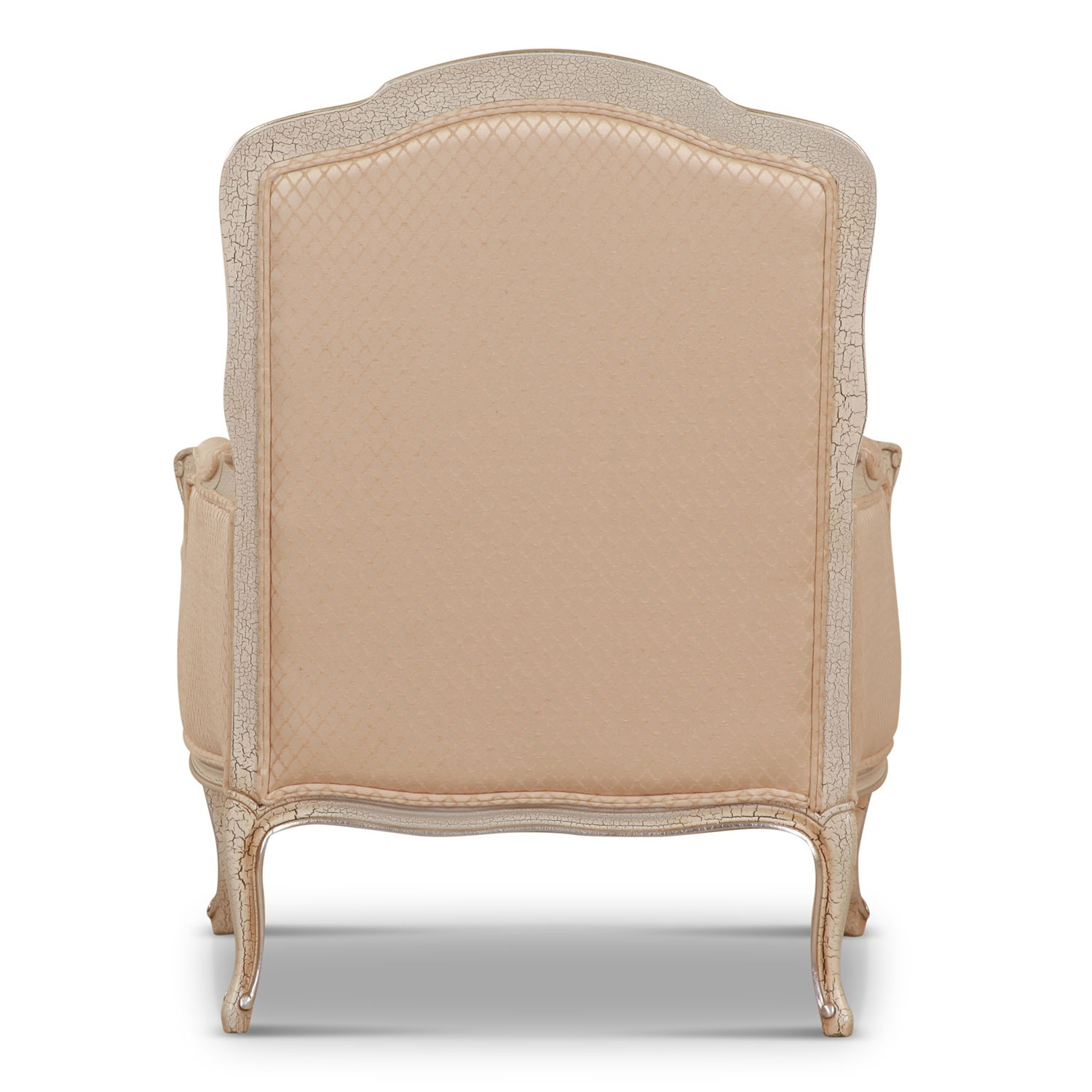 Tuscany chair with crackled frame