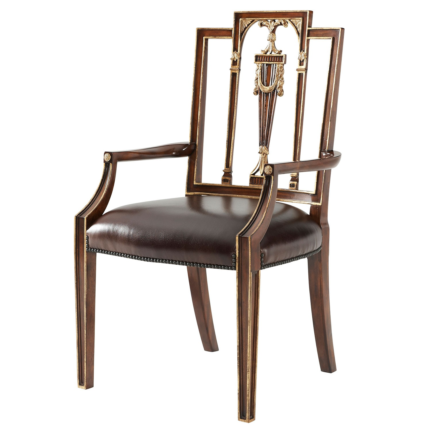 Neo-classical Arm Chair