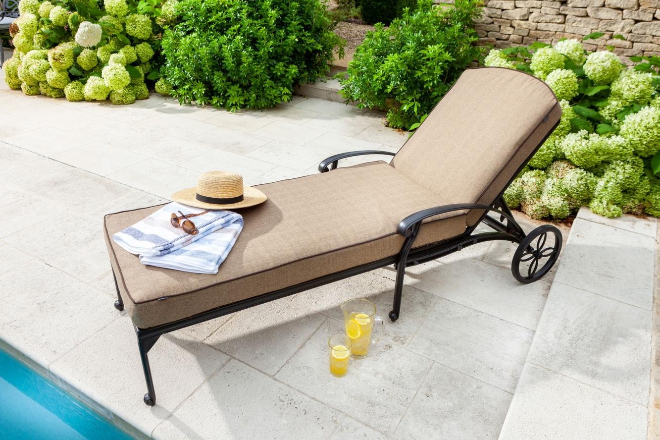 Amalfi lounger