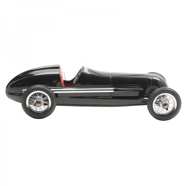 Silberpfeil 1930s model racing car - Black