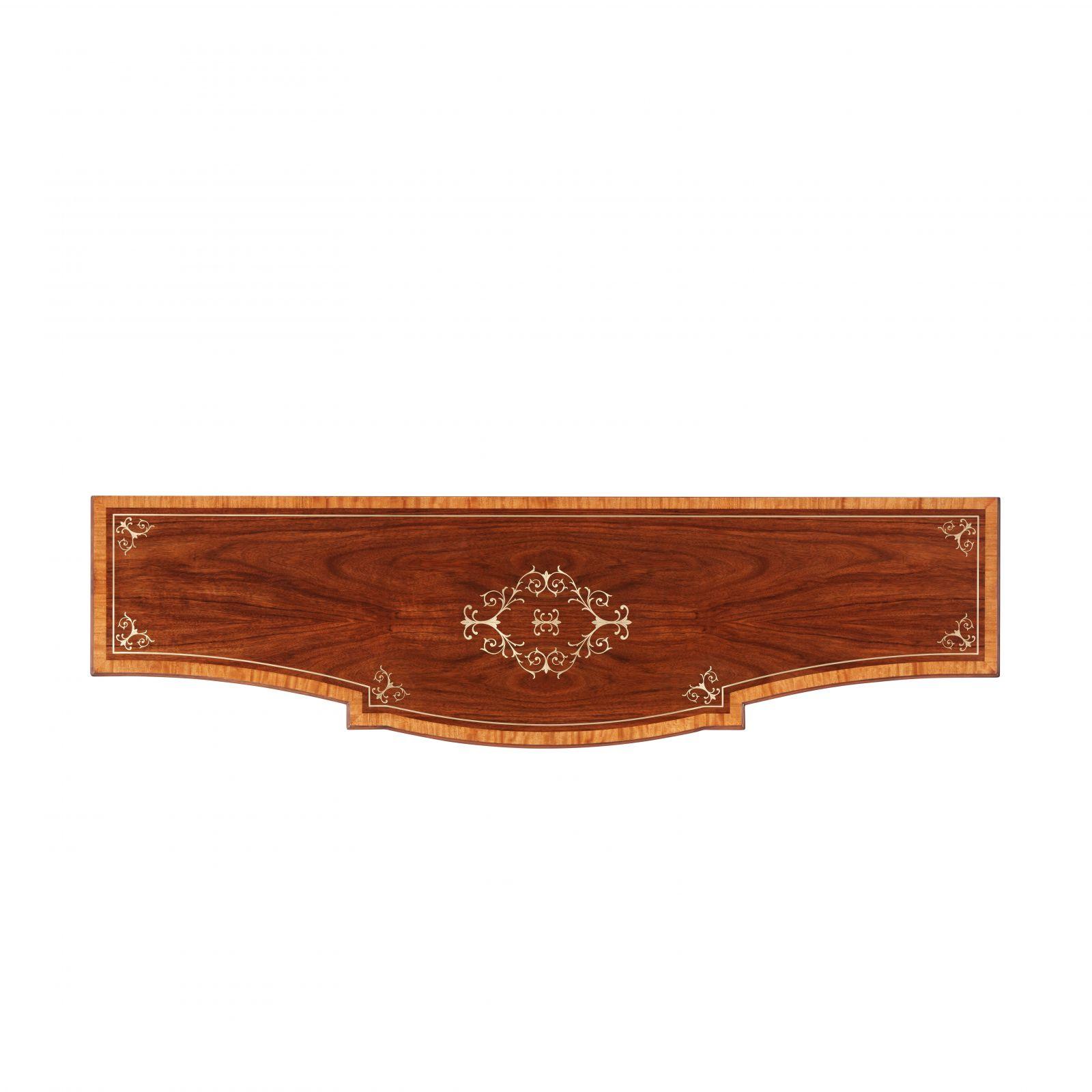 Serpentine Sideboard