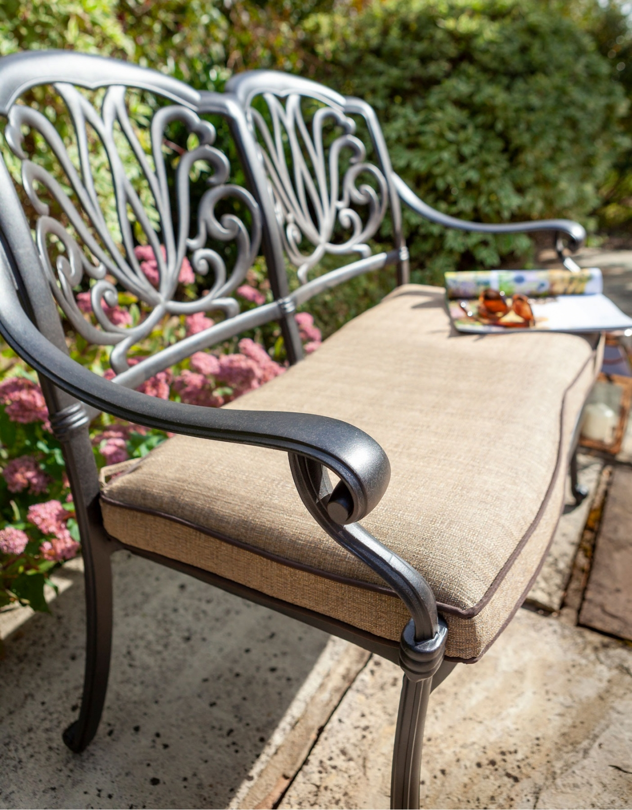 Amalfi bench