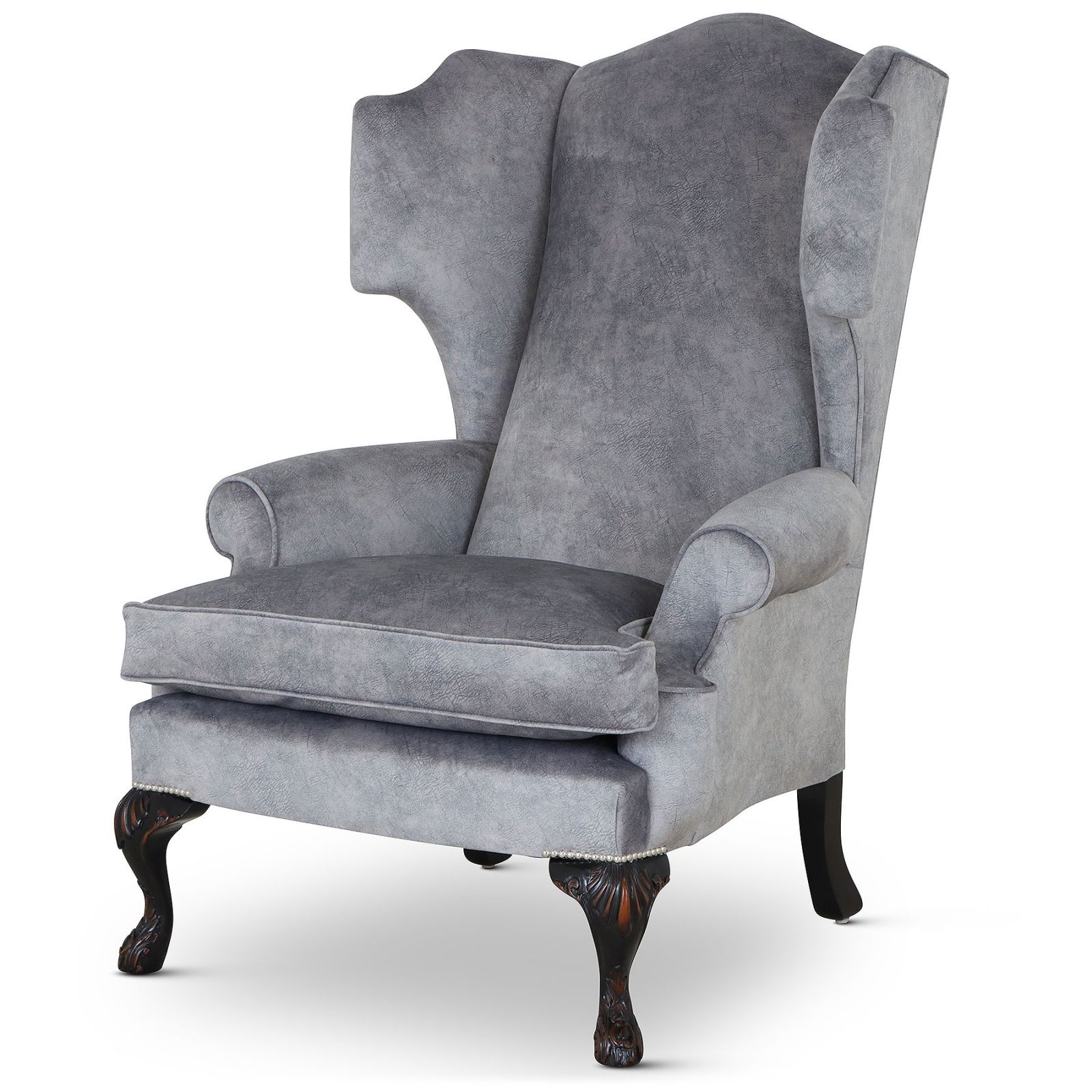 Elizabethan wing chair