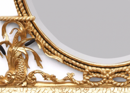 Period and antique style Giltwood Mirrors