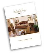 New Elizabeth Brown brochure