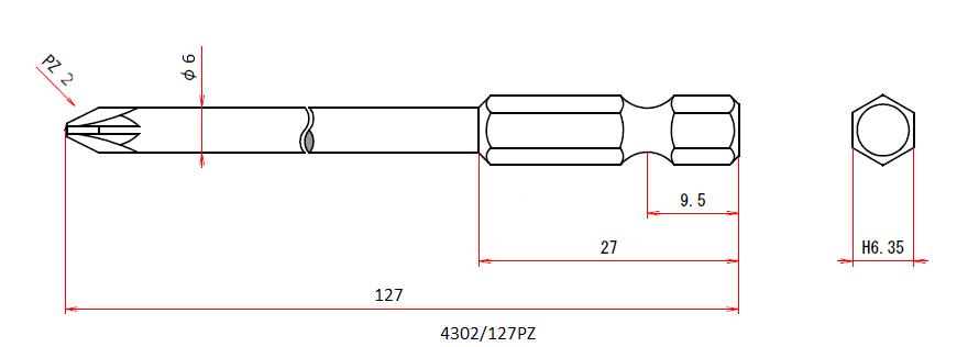4302/127PZ