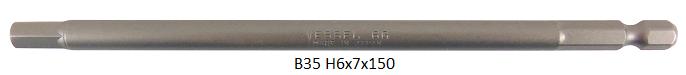 B35 H6x7x150