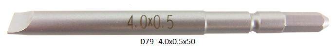 D79 (-)4.0x0.5x50
