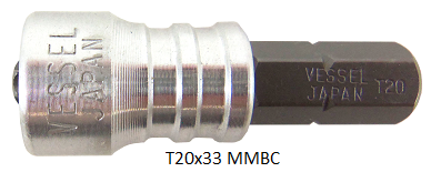 T20x33 MMBC (Magnetic Viscatch)