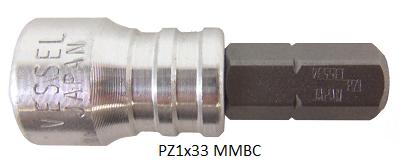 PZ1x33 MMBC (Magnetic Viscatch)