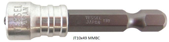 JT10x49 MMBC (Magnetic Viscatch)