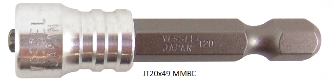 JT20x49 MMBC (Magnetic Viscatch)