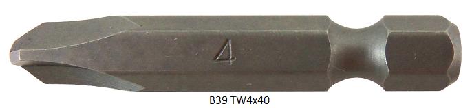 B39 TW4x40