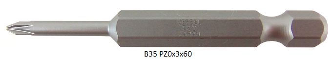 B35 PZ0x3x60