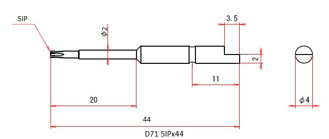 D71 5IPx44