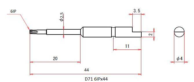 D71 6IPx44