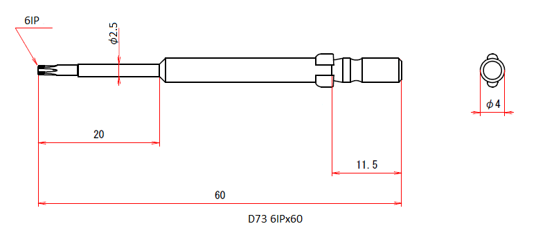 D73 6IPx60