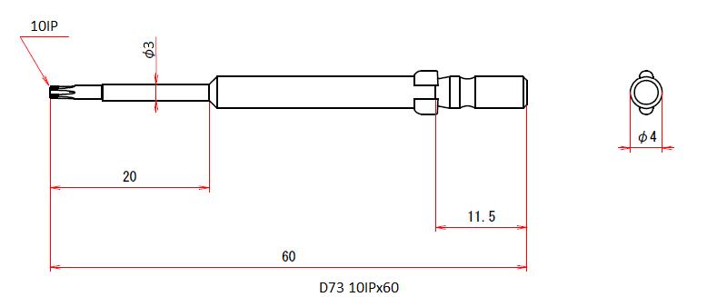 D73 10IPx60