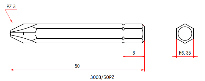 3003/50PZ