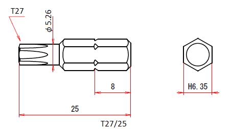 T27/25